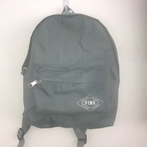 Victoria secret pink teal small backpack